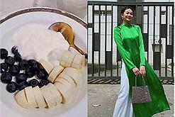 Tết trót ăn nhiều bánh chưng, đừng lo đã có bí kíp da đẹp dáng xinh của siêu mẫu Thanh Hằng