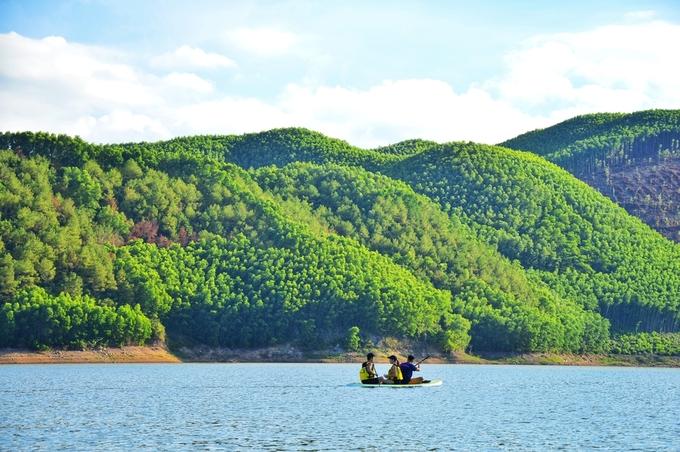 Hồ Khe Ngang tại Huế