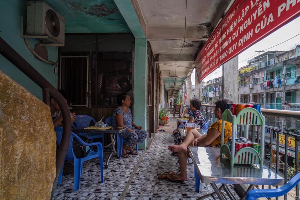 Chung cư Nguyễn Thiện Thuật Sài Gòn