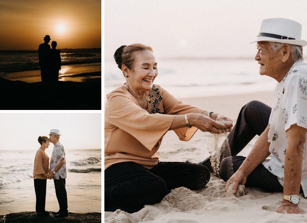 đôi vợ chồng già Phan Thiết