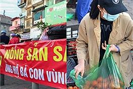 """Tổng hợp chi tiết địa chỉ """"giải cứu"""" rau củ Hải Dương ở Hà Nội"""