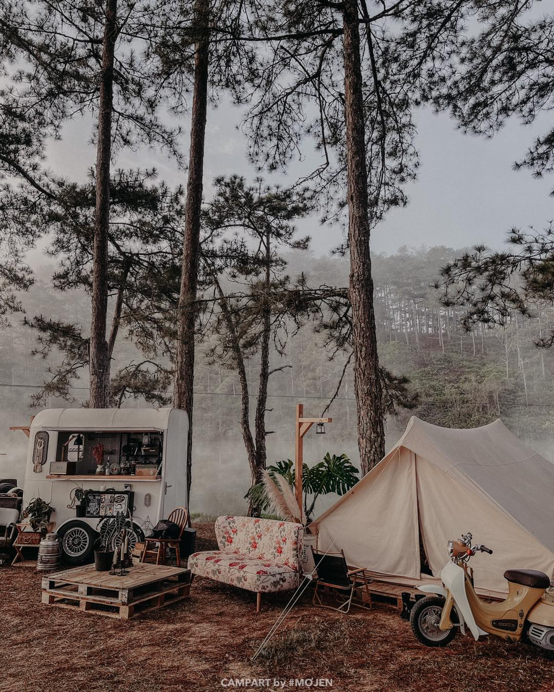 ảnh du lịch của Tóc Tiên