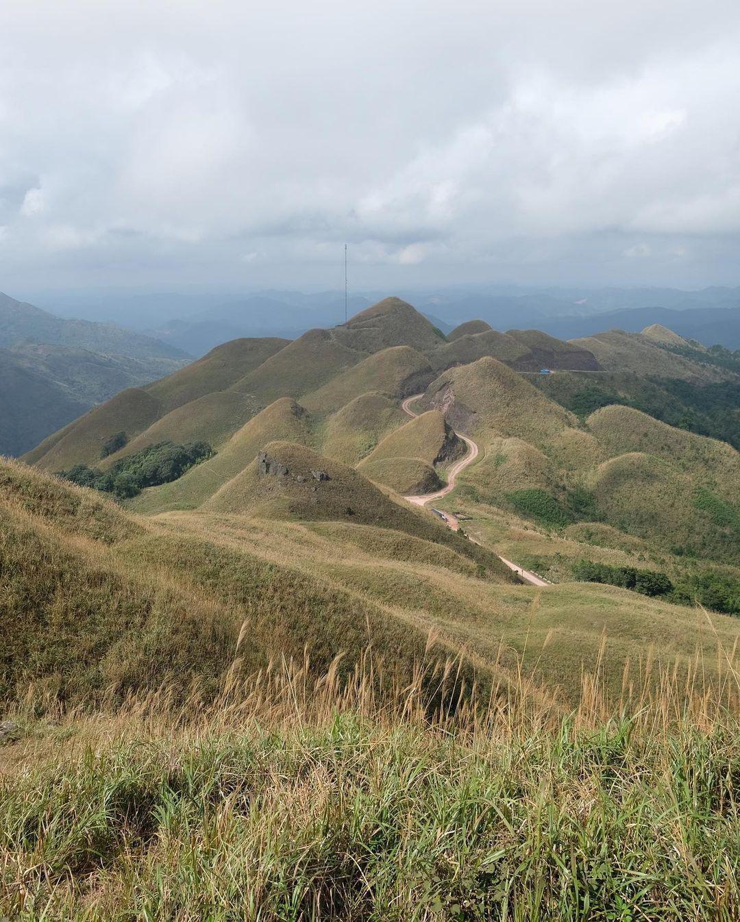 Cung đường tuần tra biên giới Bình Liêu