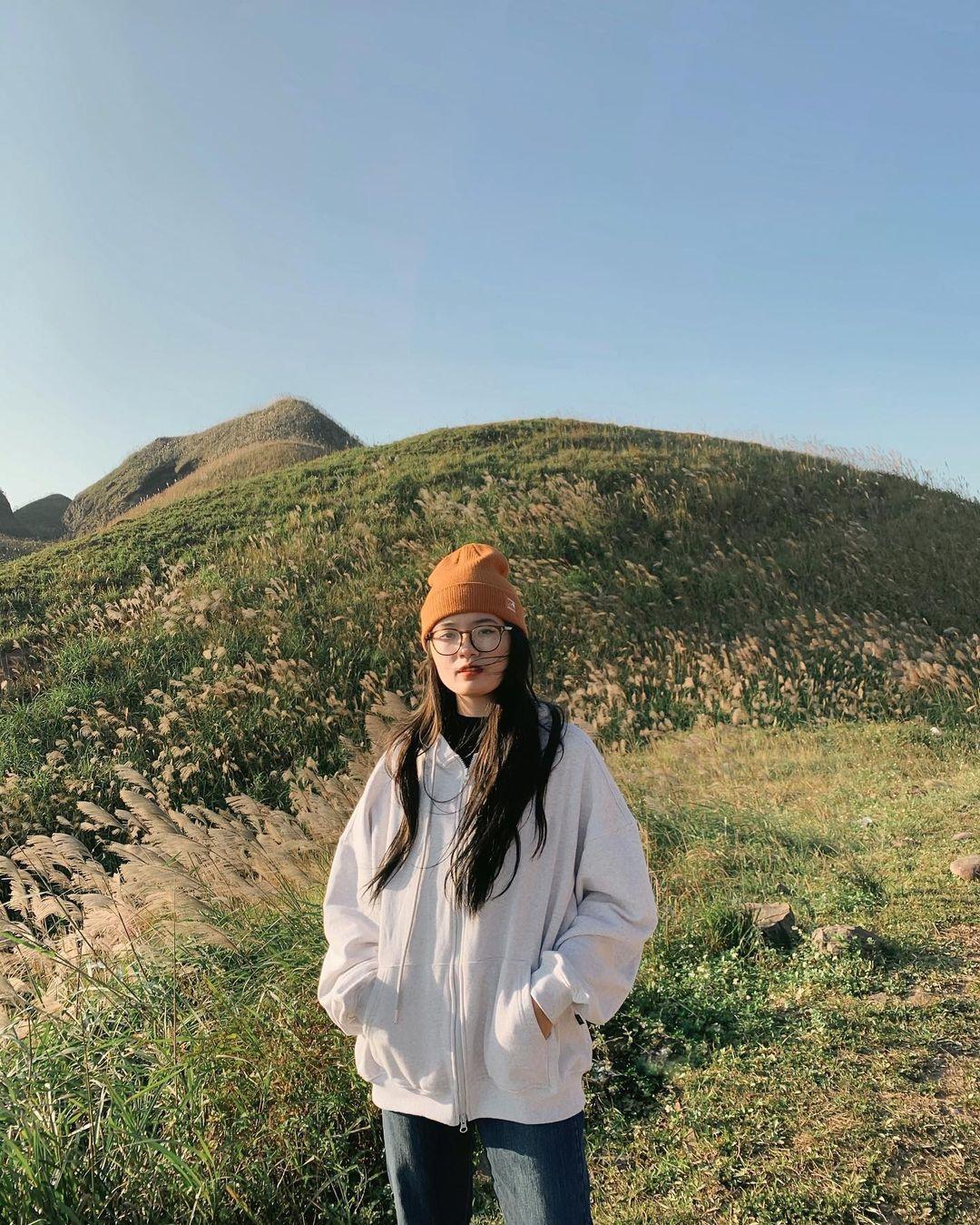 Cánh đồng cỏ lau là toạ độ sống ảo không thể bỏ qua khi tới Bình Liêu