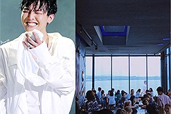 """Ấn tượng 2 quán cà phê """"bạc tỷ"""" đình đám một thời của G-Dragon - chàng """"người tình Jennie"""""""