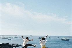 Tạm biệt thành phố chật chội, về miền biển xa vắng trong xanh ở hòn đảo Phú Quý chẳng đến 1tr5
