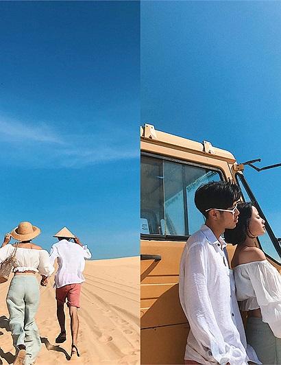 """Dành 3N2Đ tận hưởng """"thiên đường nghỉ dưỡng"""" Mũi Né cùng cặp đôi Huy Khang - Băng Dung"""