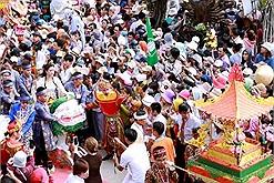 Để phòng chống dịch covid-19, các tỉnh thành tiếp tục hủy nhiều lễ hội lớn trên cả nước