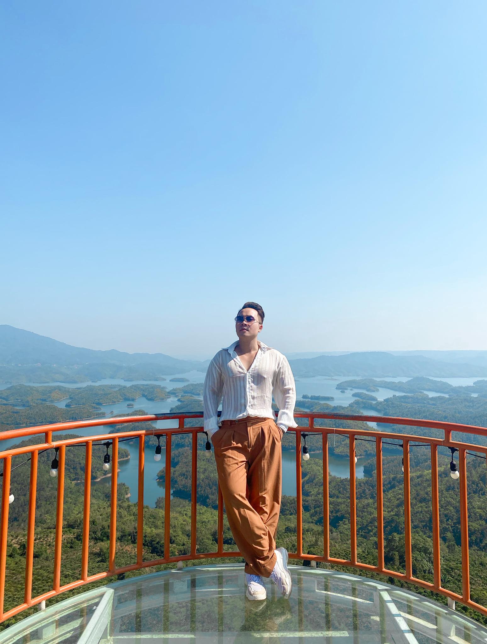 du lịch ở Tà Đùng