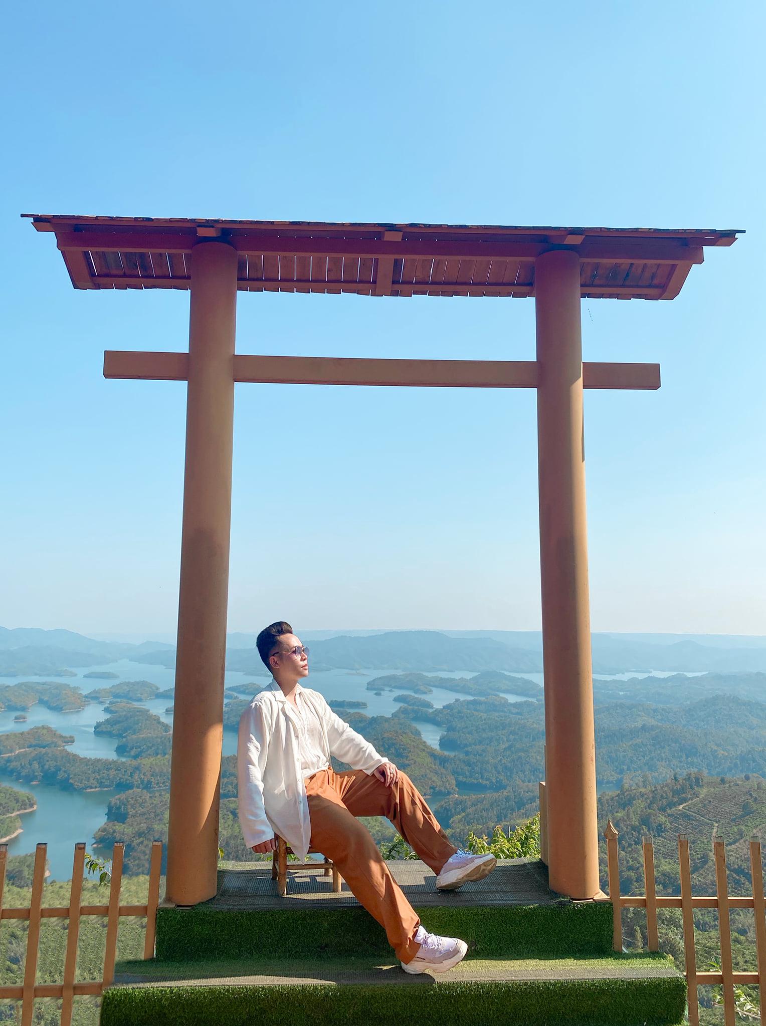 ảnh du lịch ở Tà Đùng