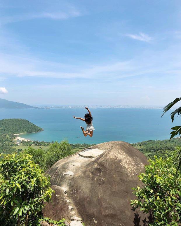 Tưởng Nha Trang, Phú Quốc chứ ai nghĩ đèo Hải Vân cũng có cảnh đẹp như này