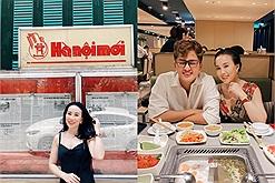 """Lịch trình vi vu Hà Nội 24h của chàng travel blogger Mạnh Tiến Khôi cùng """"mẫu hậu"""""""