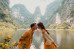 Người Hà Nội, kẻ Đà Nẵng, cặp đôi yêu xa hẹn nhau vi vu Ninh Bình, cảnh đẹp không thốt nên lời