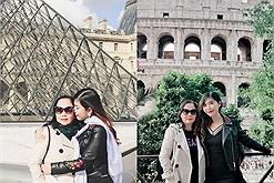 """""""Bỏ túi"""" 12 bí kíp cho chuyến du lịch Châu Âu cùng phụ huynh từ cô nàng """"đưa mẹ đi khắp thế gian"""""""