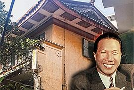 Khám phá dinh thự ít ai biết của vua Bảo Đại ở Hà Nội: Gạch sản xuất tại Pháp, có thang máy đưa đồ ăn, hầm ngầm ra tận Hồ Tây