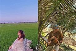 """""""Đổ gục"""" ngay từ cái nhìn đầu tiên trước 2 siêu phẩm cà phê Hội An: quán giữa cánh đồng, quán giữa rừng dừa view biển"""