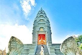 2N1Đ khám phá bằng hết Sóc Trăng - mảnh đất của những ngôi chùa Khmer Nam Bộ