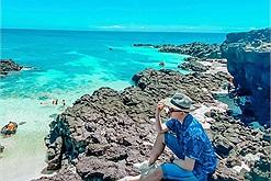 """2N1Đ vi vu đảo Lý Sơn – """"Thiên đường biển xanh"""" xứ Quảng Ngãi chỉ với 1 triệu đồng"""