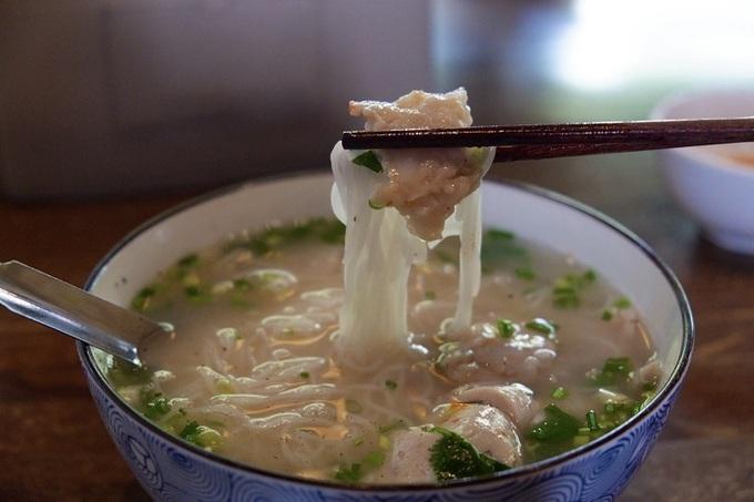Món bún đặc sản của Phú Quốc
