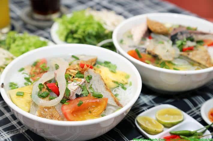 Tô bánh canh cá Thu chính hiệu Phú Quốc