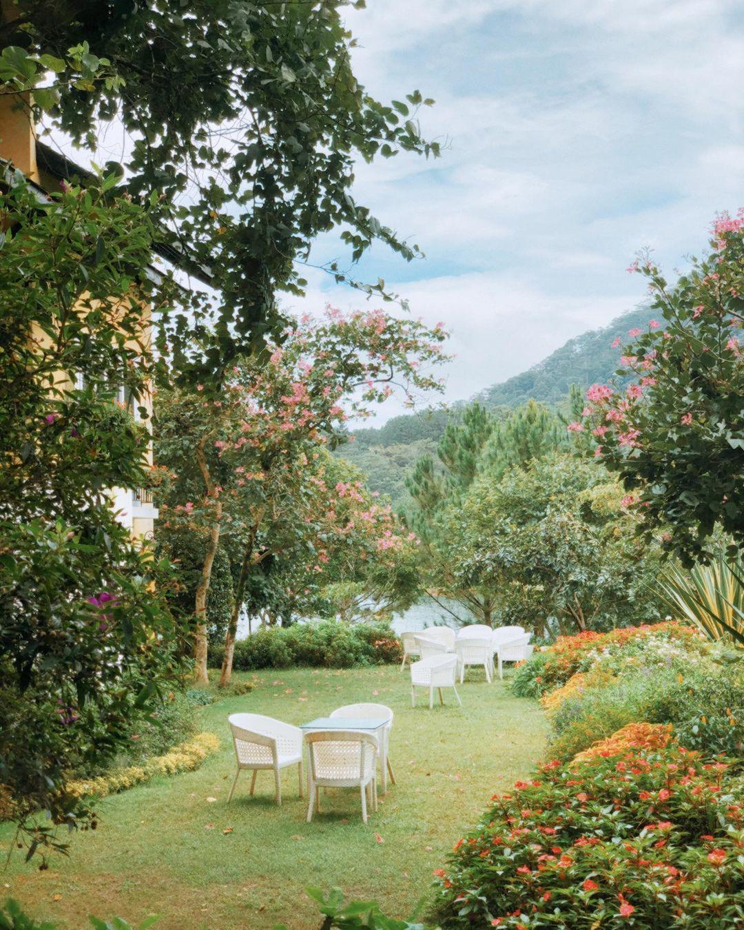 Bình An Village Resort Đà Lạt Resort chất lượng 5 sao bên hồ Tuyền Lâm