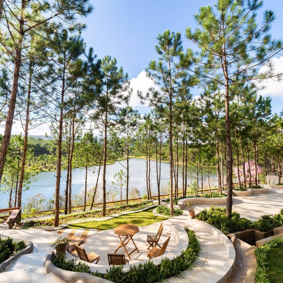 Cereja Hotel & Resort Đà Lạt - Resort 4 sao bên Hồ Tuyền Lâm
