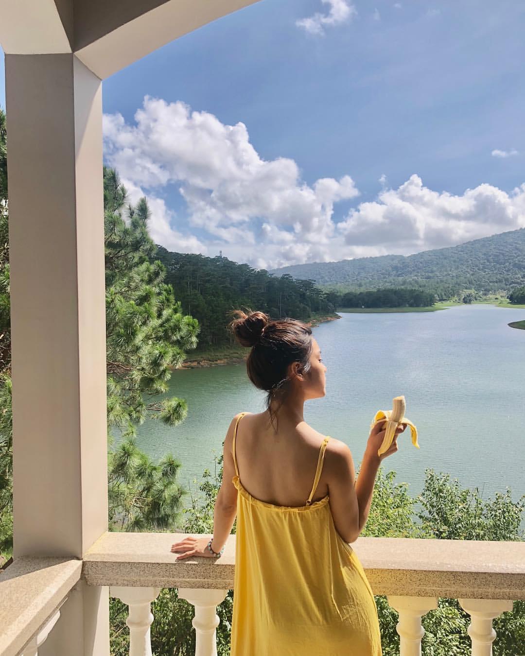 Edensee Lake Resort Spa Đà Lạt Resort 5 saoview hồ Tuyền Lâm