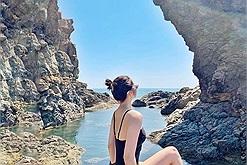 """Share gấp tọa độ """"hồ bơi thiên nhiên giữa biển"""" đẹp không kém trời Tây ít người biết ở Đà Nẵng"""