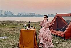 """Người chơi hệ """"picnic"""" không thể bỏ qua các tọa độ cắm trại ngay Hà Nội vừa chill vừa lên hình đẹp 'thần sầu"""" này"""