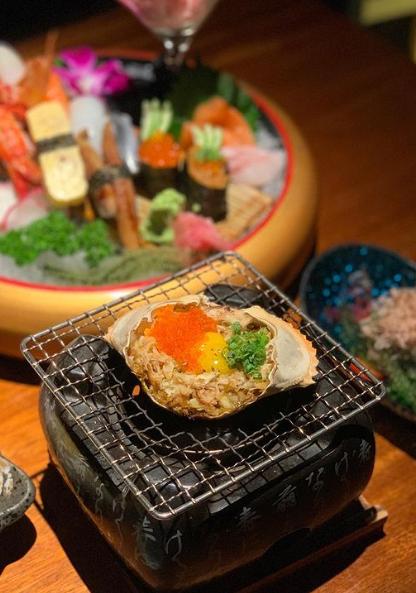 món ăn thực khách không nên bỏ qua tại Nhân sushi