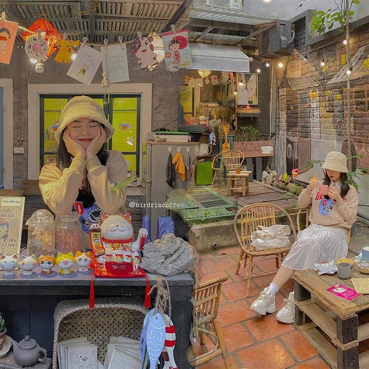 Những quán cafe tỉ mẩn mang cả Đà Lạt về Hà Nội