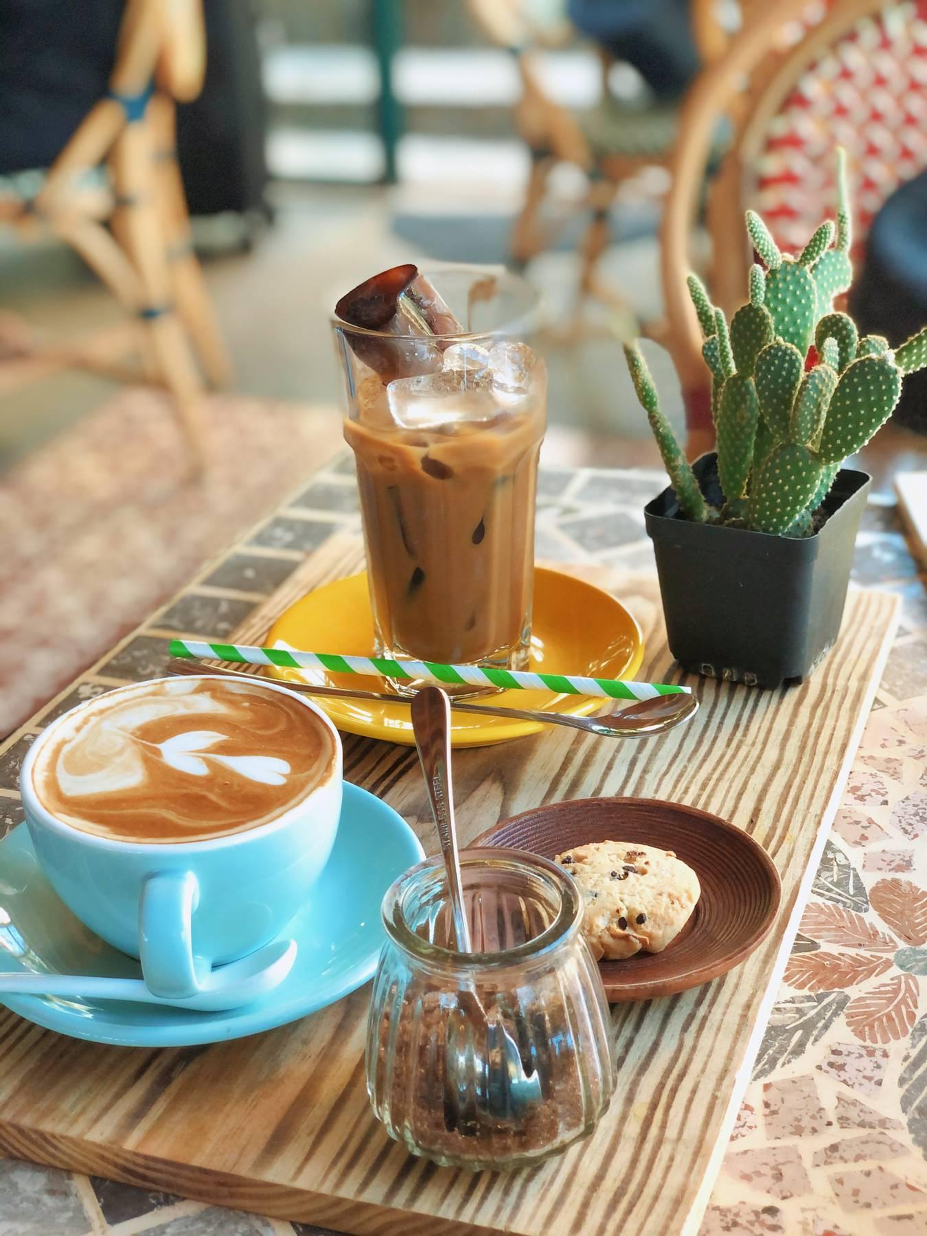 đồ uống tại La Mappa Cafe & Bistro