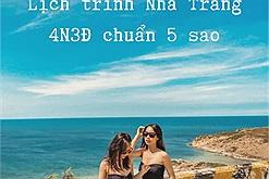 """Du lịch Nha Trang 4N3Đ trọn gói """"dịch vụ 5 sao"""": Đắt xắt ra miếng, trải nghiệm từ đi bộ dưới biển đến bay dù lượn cực sang chảnh"""