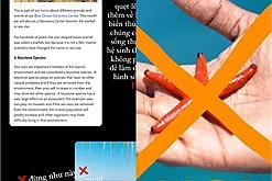 """Cảnh chụp ảnh với sao biển ở Phú Quốc tiếp tục được """"khoe"""" trên các trang mạng du lịch: Cư dân mạng lắc đầu ngao ngán, blogger Trinh Phạm lên án cực gắt bằng chục story liên tiếp"""
