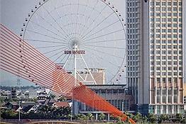 Công viên chủ đề hoành tráng bậc nhất Sun World Asia Park có gì? Khám phá địa điểm vui chơi hot nhất Đà Nẵng hè này thôi.