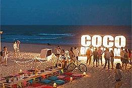 Coco Beach ở ngay gần Vũng Tàu: Khu cắm trại đẹp nhất mùa hè này
