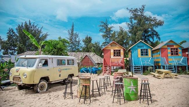 Coco Beach Vũng Tàu