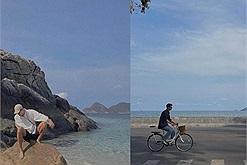 """Xuýt xoa trước loạt ảnh Côn Đảo tháng 4 cực """"nghệ"""" của travel blogger Trần Quang Đại"""