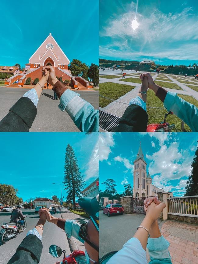 Các nhà thờ nổi tiếng ở Đà Lạt