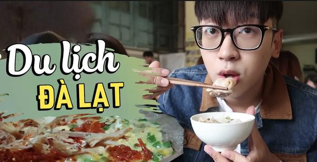 Ninh Tito ăn gì ở Đà Lạt