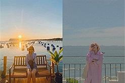 5 tọa độ cafe có view hoàng hôn trên biển siêu đỉnh, mỗi quán một concept nhưng đều mê ly