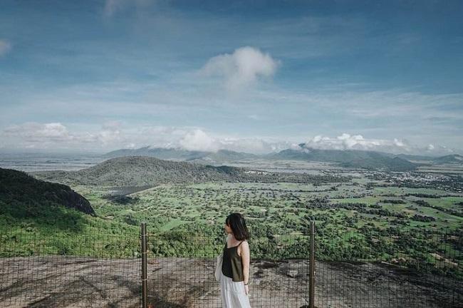 Núi Cô Tô An Giang với view tuyệt đẹp