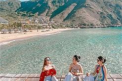"""Dịp nghỉ lễ 30/4 dành 3N2Đ tìm về """"vùng biển vắng"""" Quy Nhơn: team yêu biển xanh cát trắng tha hồ """"sống ảo"""""""