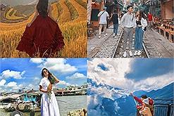 """""""Học mà chơi"""": Trào lưu vi vu các địa danh nổi tiếng ở Việt Nam thông qua các tác phẩm văn học nước nhà"""