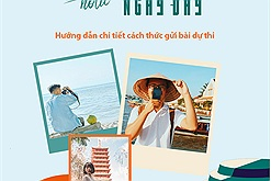 Hướng dẫn chi tiết cách thức gửi bài dự thi Checkin-holic mùa 2 - Việt Nam ngay đây