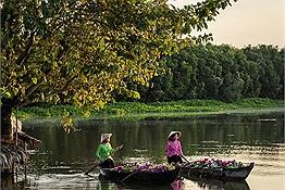 Tham khảo ngay lịch trình du lịch miền Tây 2 ngày trải nghiệm sông nước trọn vẹn nhất