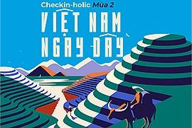 Thể lệ cuộc thi Checkin-holic mùa 2 - Việt Nam ngay đây