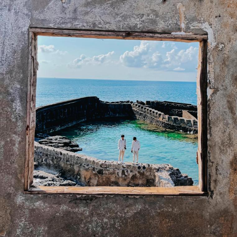 Checkin-holic 2: Phú Quý, hòn đảo xanh mượt giữa biển khơi