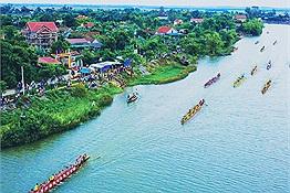 Khám phá ngay những lễ hội đua thuyền hàng năm độc đáo tại Việt Nam