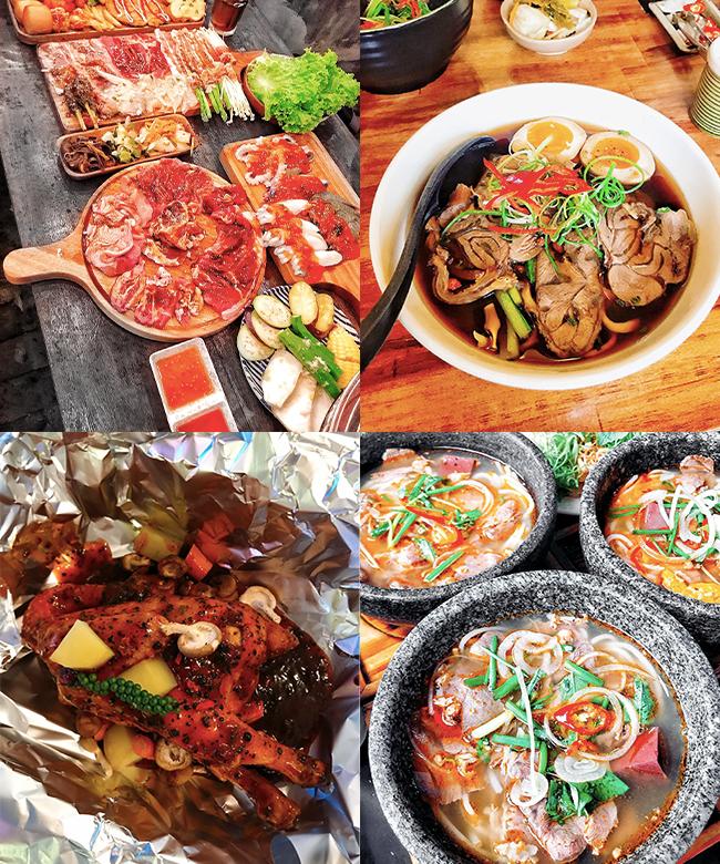ẩm thực food tour đà lạt